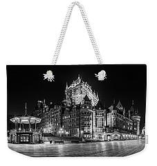 Chateau Frontenac Weekender Tote Bag