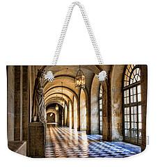 Chateau Versailles Interior Hallway Architecture  Weekender Tote Bag
