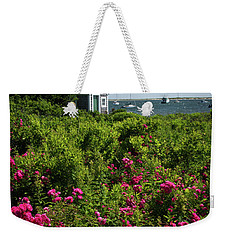 Chatham Boathouse Weekender Tote Bag by Jim Gillen