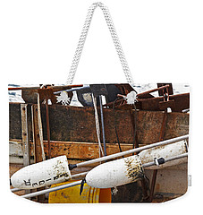 Chatham Fishing Weekender Tote Bag by Charles Harden