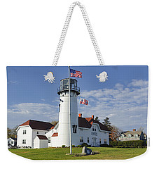 Chatham Lighthouse I Weekender Tote Bag