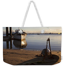Chatham Sunrise Weekender Tote Bag by Charles Harden