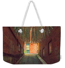 Chattanooga Alley Weekender Tote Bag