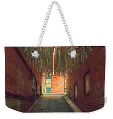 Chattanooga Alley Weekender Tote Bag by Geraldine DeBoer