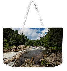 Chattooga Bull Sluice Weekender Tote Bag