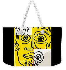 Chaz Weekender Tote Bag