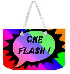 Che Flash Weekender Tote Bag