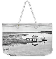 Chechessee Dock Weekender Tote Bag by Scott Hansen