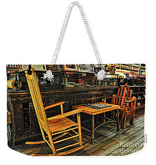Checkers Anyone? Weekender Tote Bag