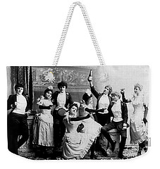 Cheers Ladies Weekender Tote Bag by Jon Neidert