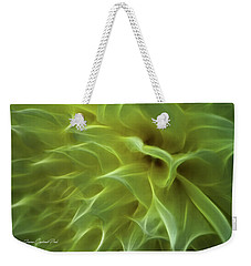 Cheery Chrysanthemum Weekender Tote Bag by Joann Copeland-Paul