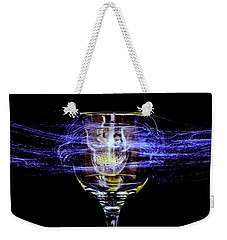 Cheese And Wine Weekender Tote Bag