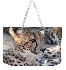 Cheetah And Friends Weekender Tote Bag