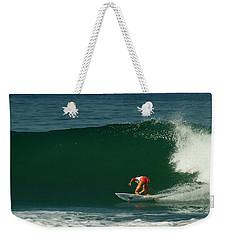 Chelsea Roett Surfer Girl Weekender Tote Bag