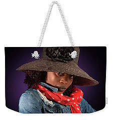 The Colour Purple Weekender Tote Bag