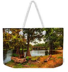 Cheniere Lake Coast Weekender Tote Bag