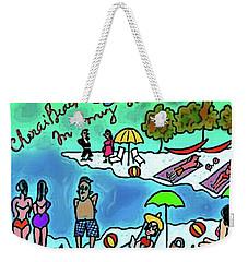 Cherai Beach Weekender Tote Bag