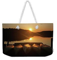 Cherish Your Visions Weekender Tote Bag by Geri Glavis