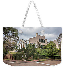 Cherokee House Natchez Ms Weekender Tote Bag