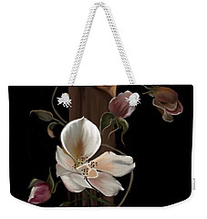 Cherokee Rose Weekender Tote Bag