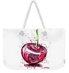 Cherry 1 Weekender Tote Bag