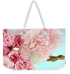 Kwanzan Cherry Weekender Tote Bag