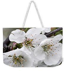 Cherry Blosoms Weekender Tote Bag