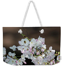 Cherry Blossoms Weekender Tote Bag by Glenn Franco Simmons