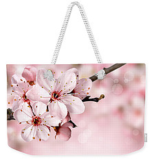 Cherry Blossoms In Bloom  Weekender Tote Bag