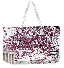 Cherry Blossoms In Dc Weekender Tote Bag
