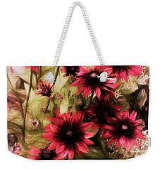 Cherry Brandy Weekender Tote Bag