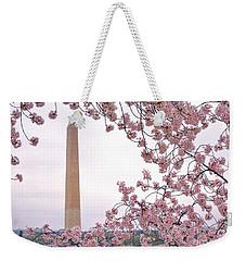 Cherry Washington Weekender Tote Bag