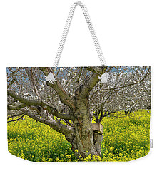 Cherry Orchard 8 Weekender Tote Bag