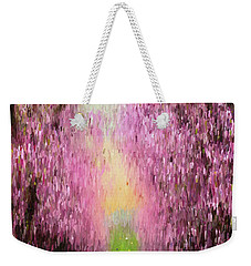 Cherry Orchard Weekender Tote Bag by Matt Lindley