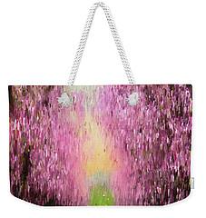 Cherry Orchard Weekender Tote Bag