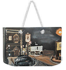 Chertsey At Night 1 Weekender Tote Bag