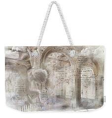 Cherub At Bethesda Weekender Tote Bag
