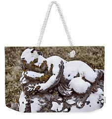 Cherub Stone Weekender Tote Bag