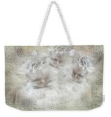 Cherubs In Bethesda Weekender Tote Bag by Evie Carrier