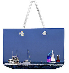 Chesapeake Bay Action Weekender Tote Bag