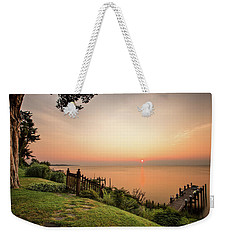 Chesapeake Morning Weekender Tote Bag