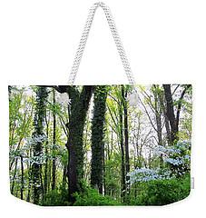Chesapeake Oldgrowth Forest Weekender Tote Bag