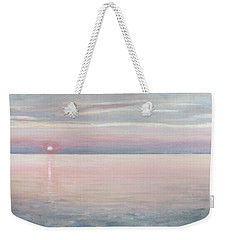 Chesapeake Sunset Weekender Tote Bag