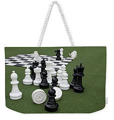 Chess 101 Weekender Tote Bag