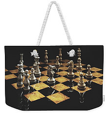 Chess The Art Game Weekender Tote Bag