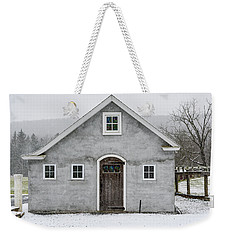 Chester County In The Snow Weekender Tote Bag