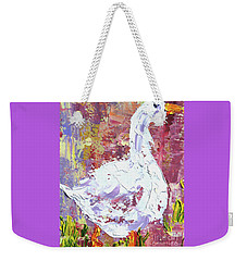 Chester - Cropped Weekender Tote Bag