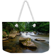 Chestnut Creek Falls  Weekender Tote Bag