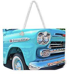 Chevrolet Apache Truck Weekender Tote Bag