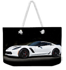 Chevrolet Corvette Z06 - 2017  Weekender Tote Bag
